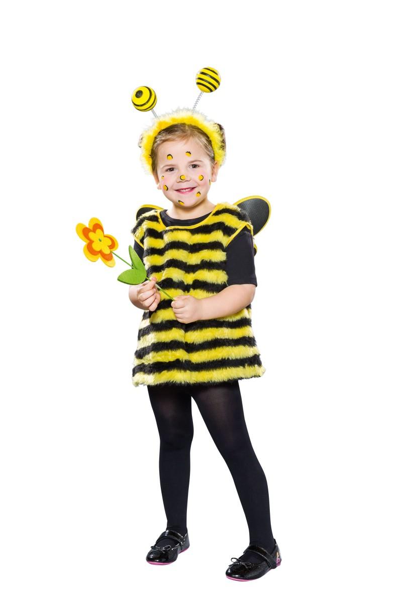 Bienenkostum Kostum Biene Fur Kleinkinder