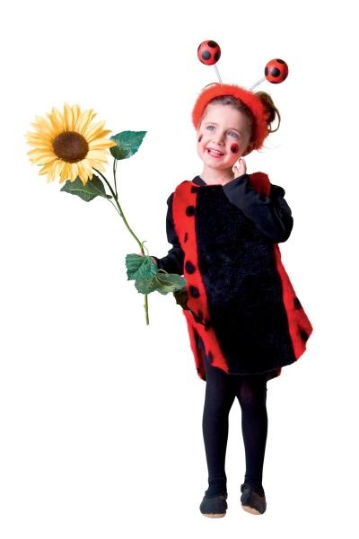 Marienkäfer Junikäfer Kostüm für Kinder