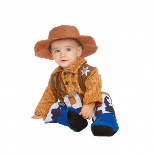 Cowboy Baby Kostüm