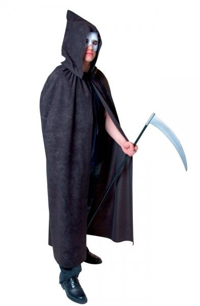 Fasching Kostüm Kapuzenumhang