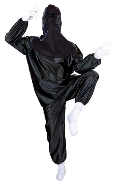 Anzug für Schwarzlichttheater Oberteil Hose