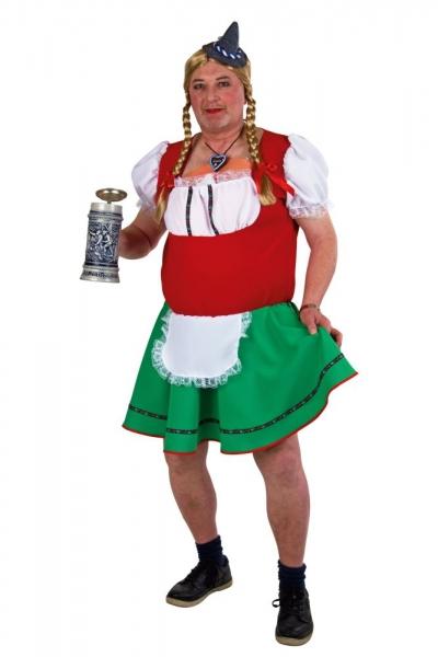 Dirndl Liesl Männer Kostüm