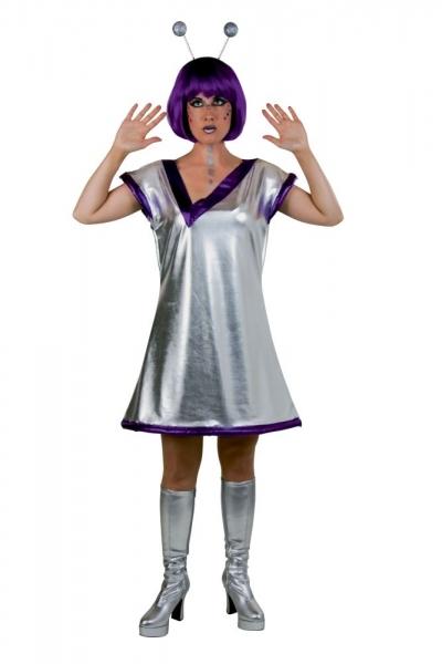 Alien-Kostüm Plutonia
