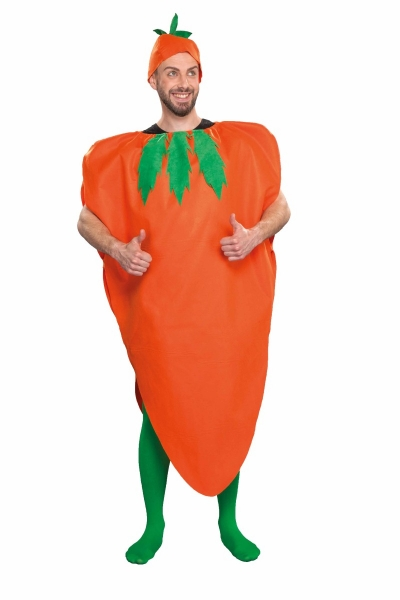 Karotte Kostüm, Universalgröße