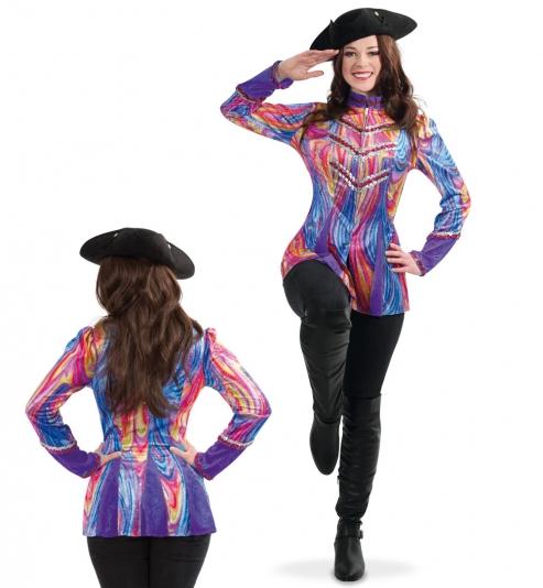 Jacke Garde Multicolor Damen Größe 36
