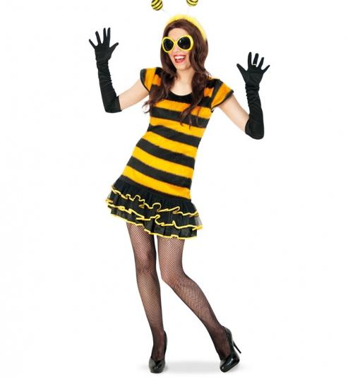 Biene Kostüm Buzzy Bee Kleid