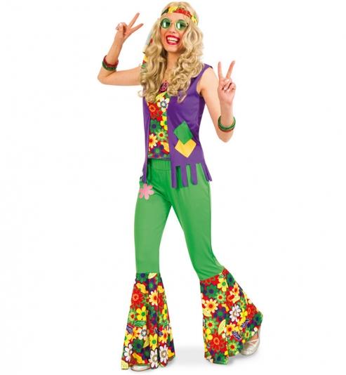 Hippie Girl, 2-tlg. mit Stirnband