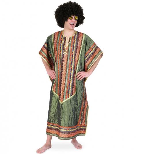 Hippie Kutte Kaftan Flower Power