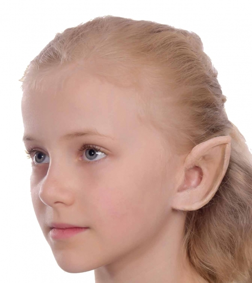 Elfenohren lang für Kinder ca. 8,5cm