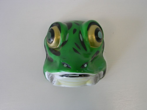 Tiermaske Frosch