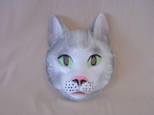 Tiermaske Katze