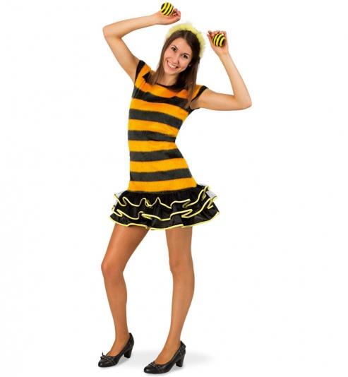 Bienenkleid Teeny Tierkostüm Biene