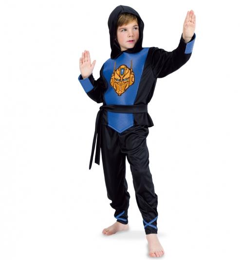 Cyborg Warrior Kinderkostüm