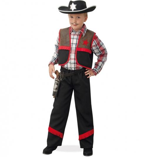 Cowboy Ben 2tlg. Hose und Weste