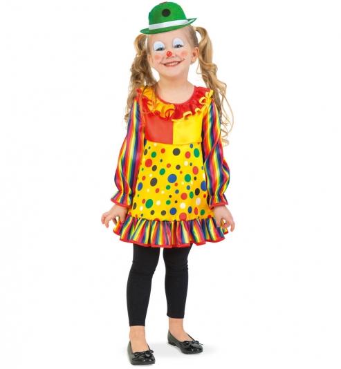 Clown Kleid Penny