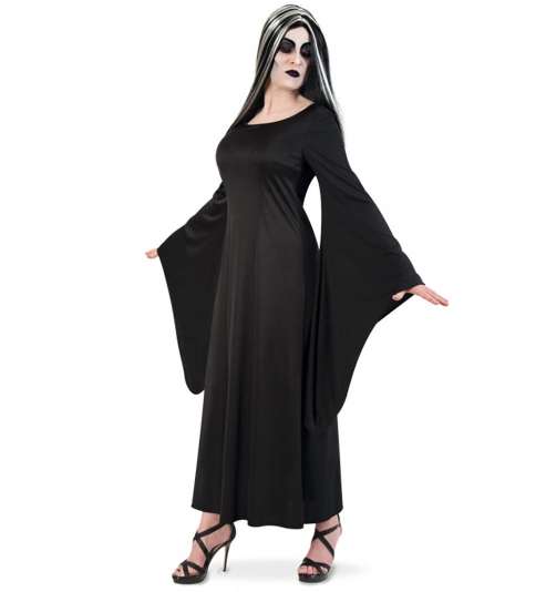 Halloween Kostüm Black Lady