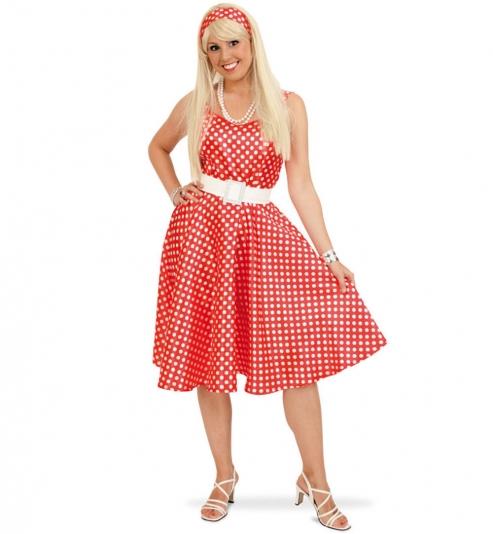 Betty, Kleid mit Gürtel