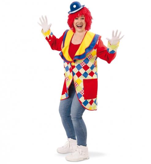 Clown Jacke Pippa