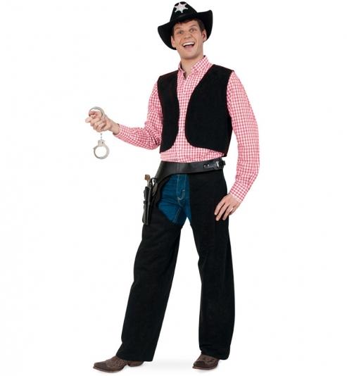 Cowboy, Weste + Chaps