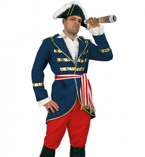 Admiral Seefahrer historischer Feldherr Lord Nelson
