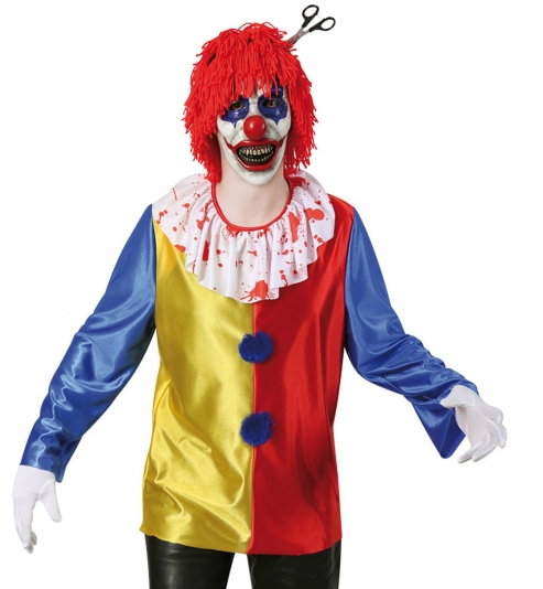Bad Clown  Oberteil
