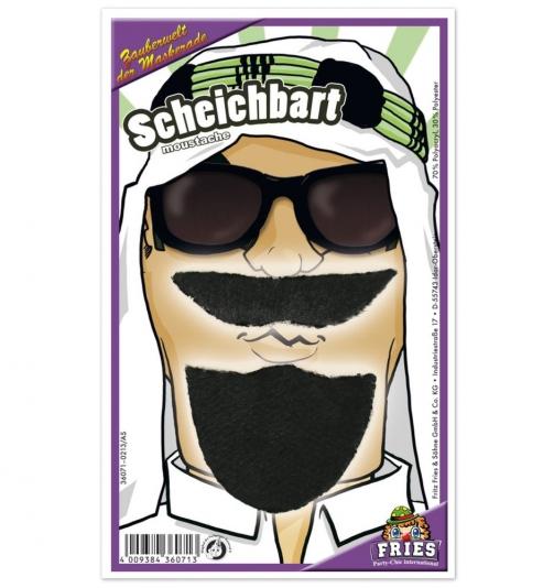 Scheich Sultan Bart