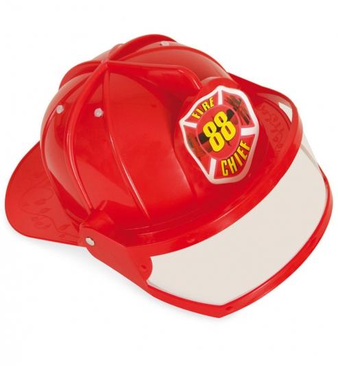 Feuerwehr-Helm, Visier beweglich