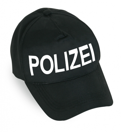 Basecap Polizei Mütze Cap