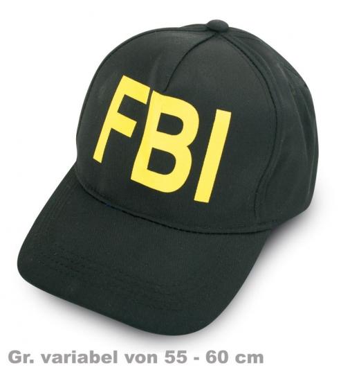 Basecap FBI