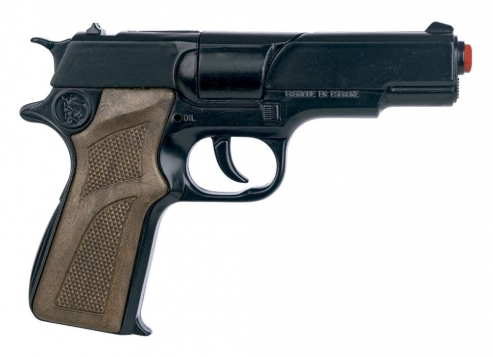 Pistole für Polizisten