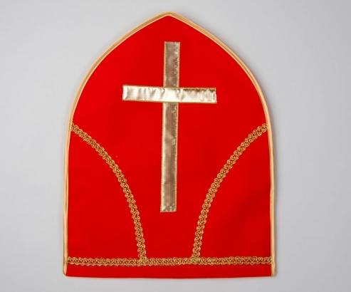 Bischofsmütze Mitra, Filz