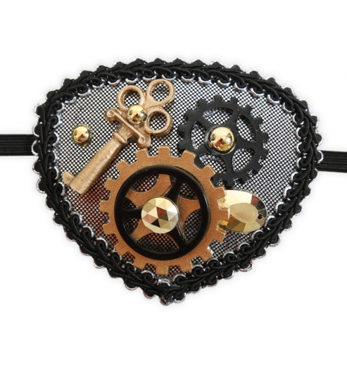 Augenklappe Steampunk Version 1