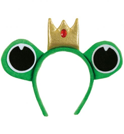 Haarreif Froschkönig