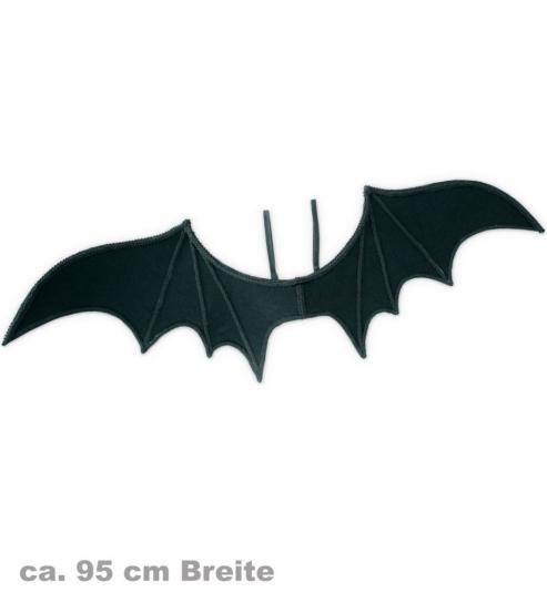 Fledermaus Dämonen Flügel 95 cm