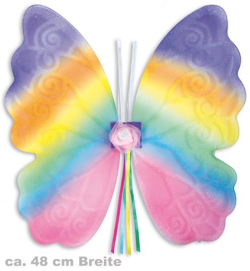 Schmetterlingsflügel, ca. 45 x 49 cm