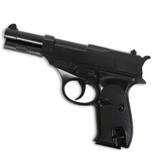 Pistole Eaglematic 13-Schuß, ca. 17 cm Länge