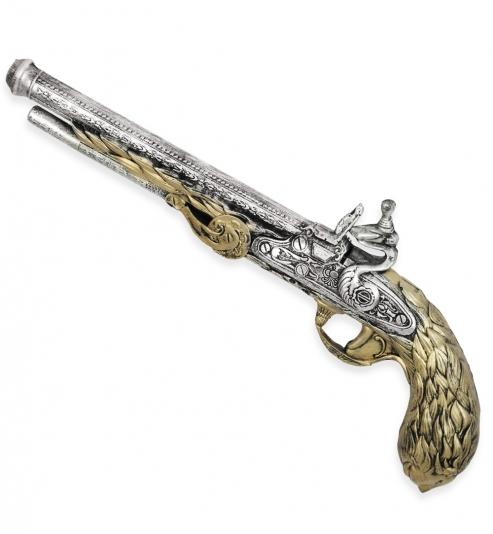 Piraten-Pistole, 100% PU, ca. 42 cm Länge