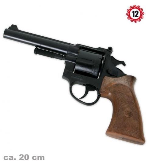 Revolver Avenger (12er-Ring Munition), ca. 12 cm Länge