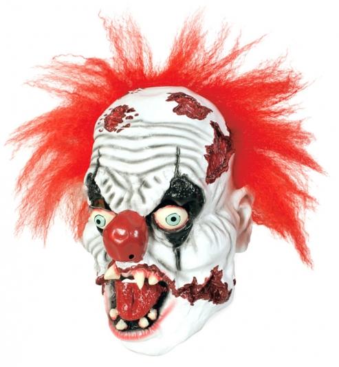 Grusel Maske Horror Clown