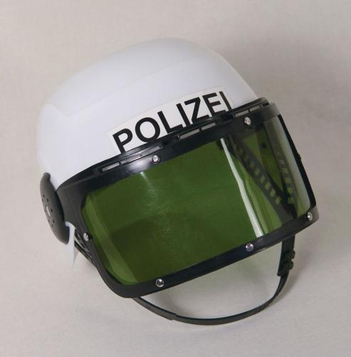 Faschingshelm Polizei für Kinder