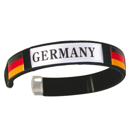 Armband Fussball Fan Deutschland Germany