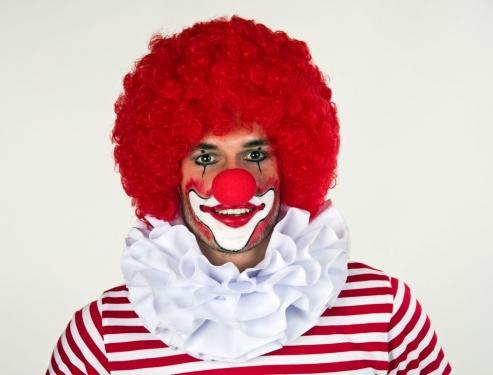 Clownkragen dreifach