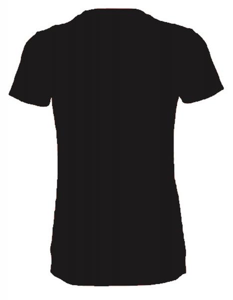 Damen T-Shirt, Kurzarm