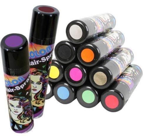 Farb-Haarspray - Color Hair-Spray
