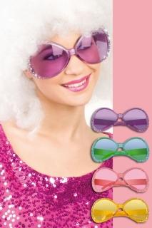 Faschingsbrille XXL