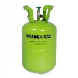Ballongas Helium Einweg Tank für ca. 30 Luftballon Hochzeit Geburtstag