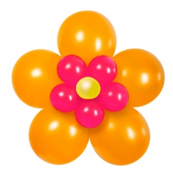 Ballon-Set Blume