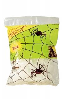 Halloween Deko - Spinngewebe nachleuchtend