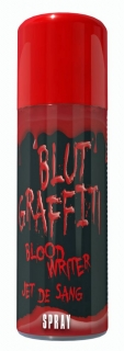Halloween Blut Graffiti Spray