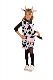 Kleine Muh-Kuh: Kleidchen Mädchen-Kostüm